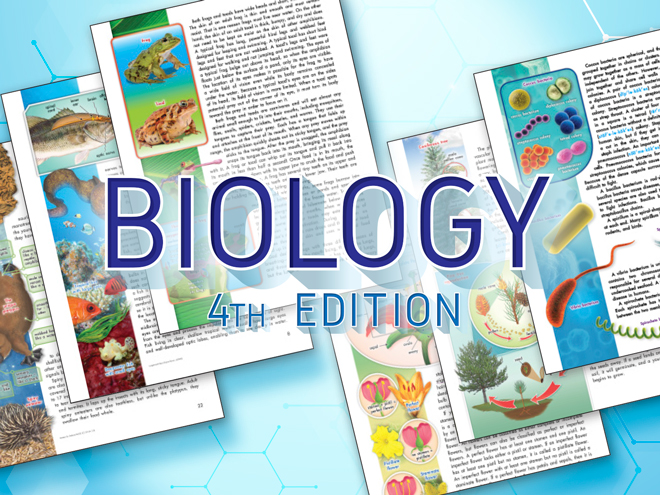 New Release: Biology with FREE Labs
