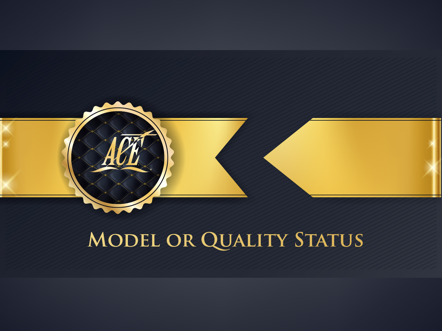 Model or Quality Status