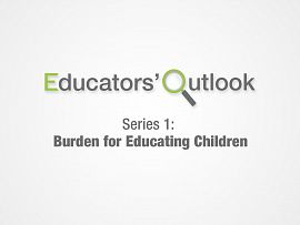 Educators' Outlook: Series 1